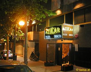Club Azúcar, Madrid