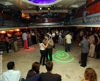 Salsa in Madrid: Empire