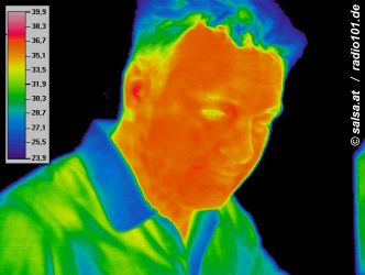 DJ Enver, thermal image