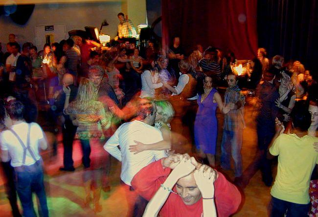 Salsa im Haus der Jugend Osnabrück
