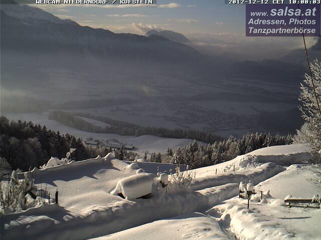 Webcam Niederndorferberg / Kufstein